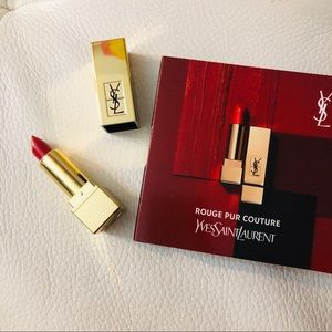 YSL Rouge Pur Couture Red Lipstick Mini Shade 01